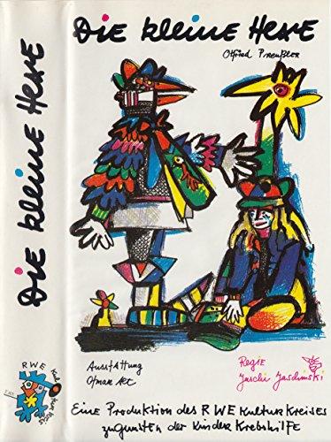 Preisvergleich Produktbild Die kleine Hexe - von Otfried Preußler (Eine Aufführung des Westdeutschen Tourneetheaters Remscheid GmbH,  1989)