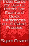 A set of more than 2000 index cards that I used to ace the USPTO Patent Bar Examination. Tested to work! They are arranged and formatted in a common sense manner to make things that matter most stick to your memory. More importantly, they bring out t...