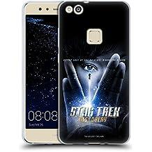 Ufficiale Star Trek Discovery Vulcan Salute Posters Cover Morbida In Gel Per Huawei P10 Lite