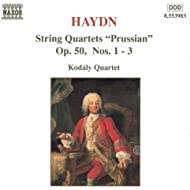 Haydn: String Quartets Nos. 36-38
