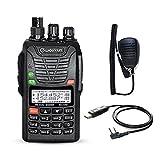 WOUXUN KG-UV6D 4m/2m 66-88/136-174MHz Dualband Amateurfunk PMR-Handfunkgerät