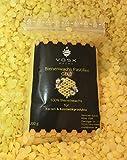 Vosk, 100% Reine Bienenwachs Pastillen 200g, gelb zur Herstellung von Kerzen und Kosmetikprodukten
