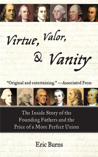 Book cover for Virtue, Valor, and Vanity
