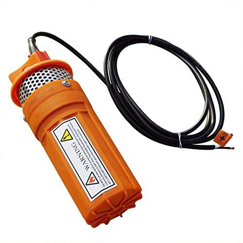Datos técnicosModelo SFBP2-G96-08Volt 24V DCAmperios 4 máx.Tasa de flujo (lph / gph) 360/96Levantamiento máximo 230 pies (70 metros)Sumersión máxima a 100 pies (30 metros)Tamaño del paquete (mm) 355 * 130 * 110Solicitud:Ideal para riego de ganado, ri...