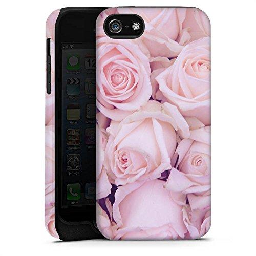Apple iPhone 6 Housse Étui Silicone Coque Protection Roses Roses Roses Cas Tough terne