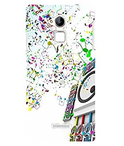 Sony Xperia C4 Printed Back Cover (Hard Back Cover) Perfect Fit