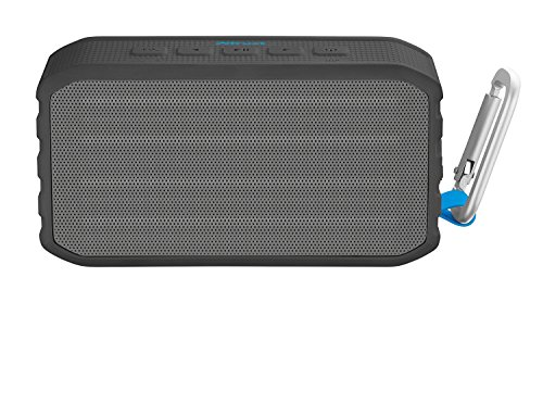 Trust Urban Veltus Altoparlante Bluetooth Wireless da Esterni, Nero