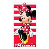 Disney Minnie Maus Badetuch Strandtuch 70x140cm
