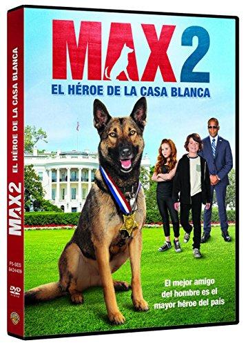 Max 2: El Héroe De La Casa Blanca [DVD]