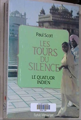 les tours du silence [Broch] by Scott Paul