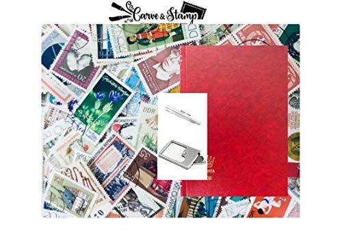 carve-stamp Premium Briefmarken - 150 Briefmarken DDR, gebraucht gebraucht kaufen  Wird an jeden Ort in Deutschland