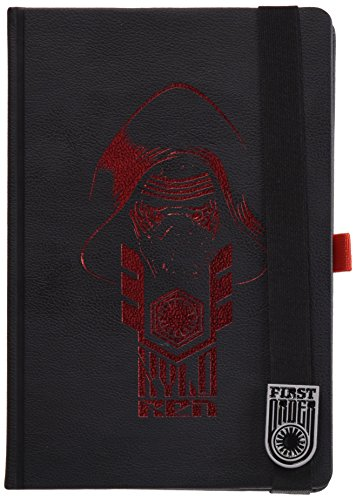 Pyramid International Star Wars Episode VII Libreta Premium A5 Kylo Ren