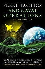 Fleet Tactics and Naval Operations (Blue & Gold)