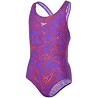 Speedo Mädchen Boom Allover Splashback Swimwear
