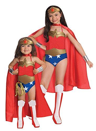 Wonder Woman Kostüm Mädchen