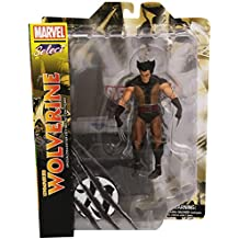 Diamond Select Marvel Select Unmasked Wolverine Figure