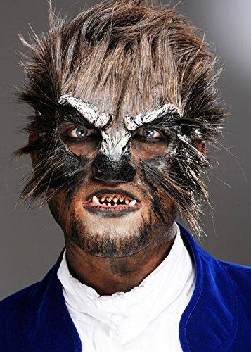 e Gesicht Prothesen Make-Up (Gesichts Make Up Kostüm Herren)