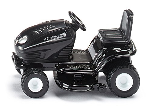 Siku Ride-On Lawn Mower Die-cast Model