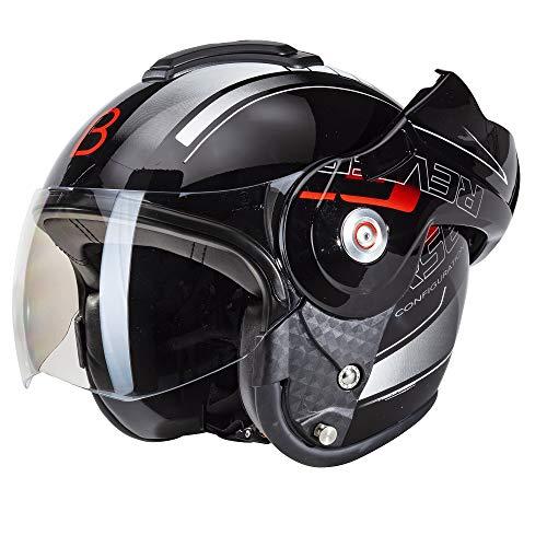 Beon B702 Reverse - Casco de motocicleta modular