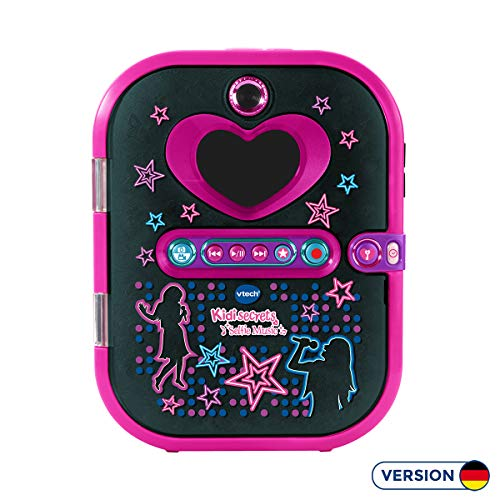 VTech KidiSecrets Selfie Music - Electrónica para niños
