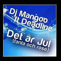 Det är Jul (Fanta & Rosé) - Single