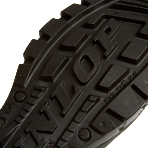 Dunlop - K580011 PVC KUITLAARS, Stivali Unisex – Adulto Nero (Black)