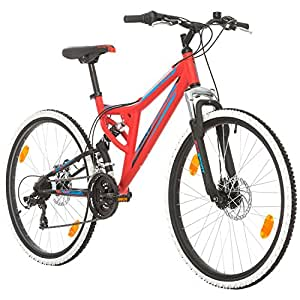 26 zoll bikesport integral jungen fahrrad mountainbike. Black Bedroom Furniture Sets. Home Design Ideas