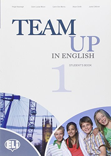Team up in english. Student's book. Con espansione online. Per la Scuola media: 1