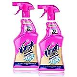 Vanish Gold Teppichpflege Oxi Action 660ml - Für Teppiche & Polster (2er Pack)