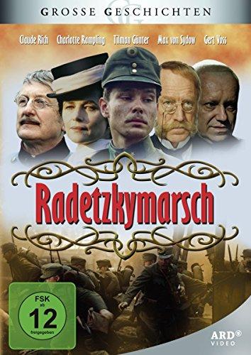 Bild von Große Geschichten - Radetzkymarsch [2 DVDs]