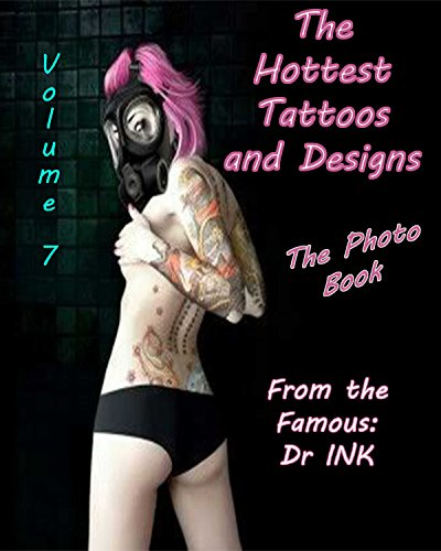 the-hottest-tattoos-and-designs-the-photo-book-volume-7-english-edition