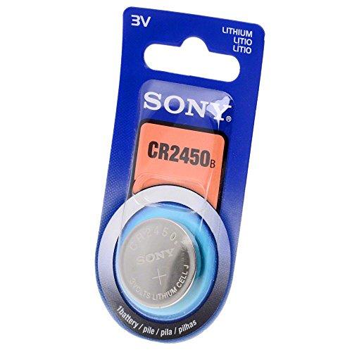 Sony - Pile Lithium CR2450