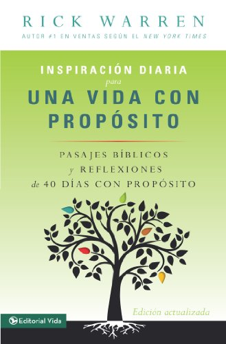 Libro Pdf Gratis Inspiración Diaria Para Una Vida Con Propósito