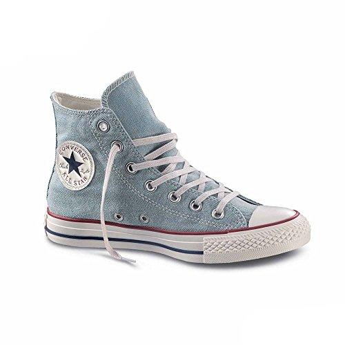 Converse, All Star Hi Denim, Sneaker, Unisex - adulto Denim