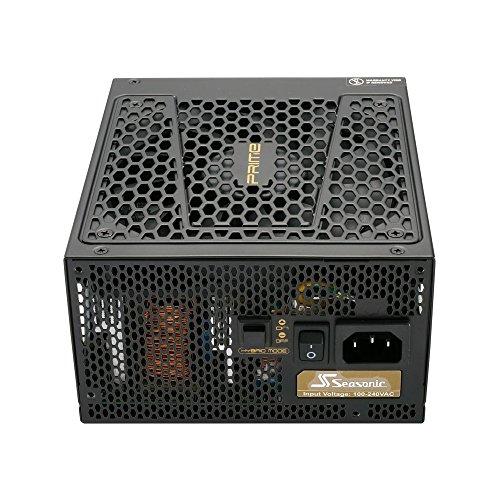 650 Netzteil Ultra (Seasonic PRIME Modular 650W (80+Gold, ATX 12V) Netzteil für Computer/Gaming PC´s)