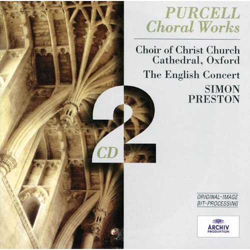 Purcell: Thou Knowest, Lord, The Secrets Of Our Hearts (Z.58c)