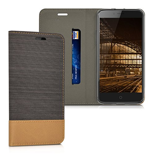 Kwmobile Funda compatible ZTE Blade V7 5.2