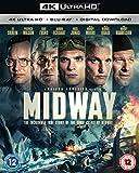Midway [4K] [2019] [Blu-ray]