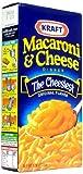 Kraft Macaroni and Cheese 206 g (Pack of 3)