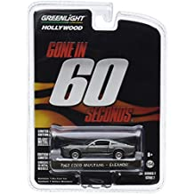 Gone in 60 Sixty Seconds (2000) Eleanor 1967 Ford Mustang Shelby GT500 1/64 by Greenlight 44670e by Greenlight