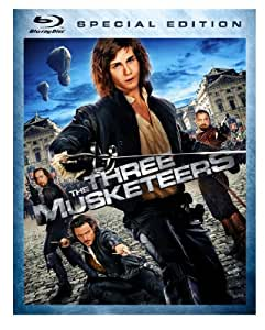 Three Musketeers   [US Import] [Blu-ray] [2011] [Region A]