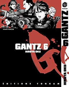 Gantz Edition simple Tome 6