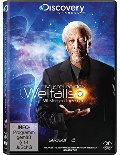 Mit Morgan Freeman: Staffel 2 (2 DVDs)
