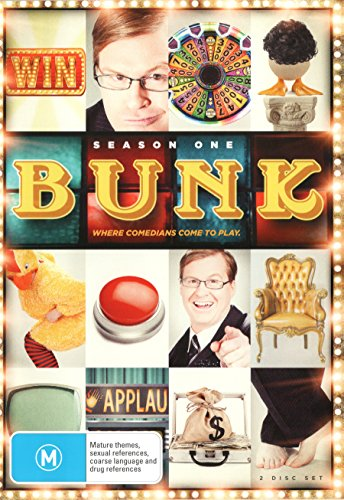 Bunk - Season 1 [NON-USA Format / PAL / Region 4 Import - Australia] - 4 Bunk