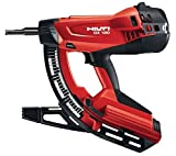 Hilti 274638 GX120 Gas actua Ted Fully Automatic fastening Nail Gun Package by Hilti