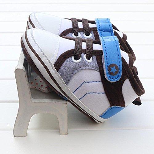 Berço ~ Meses Menina Criança Sapatilha Hankyky Sapatos Walker Antiderrapantes 0 Couro Bebê 18 Suaves De Menino De Da Sapatos Das Criança B Sapatas Únicos RwEOqwBz