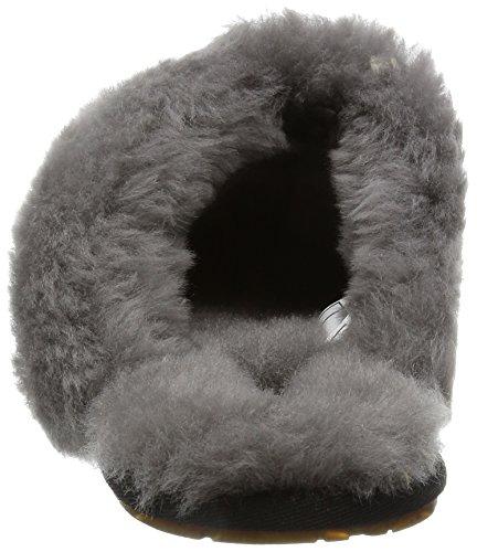 UGG SCUFFETTE II, Open-back femme Noir (black/grey)