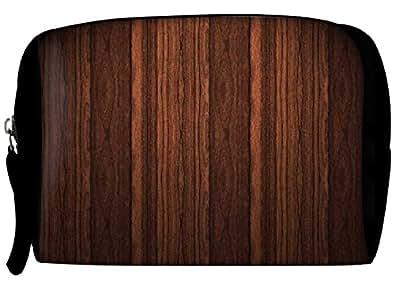Snoogg Wood FurJNISh Travel Buddy Toiletry Bag / Bag Organizer / Vanity Pouch