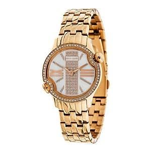 Pierre cardin Damen-Armbanduhr Couronne PC102412F02