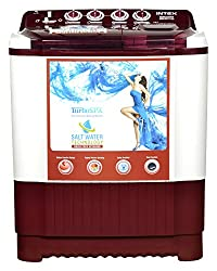 INTEX WMS76FT 7.6KG Semi Automatic Top Load Washing Machine
